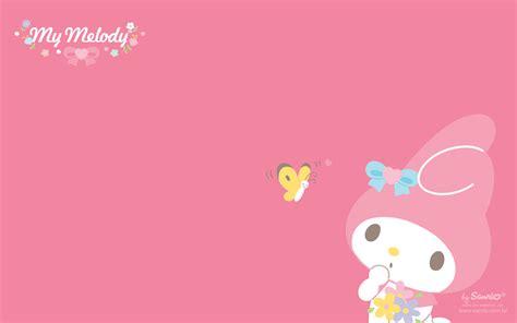 Hello Kitty Wall Paper My Melody Sanrio Do Brasil A Casa Da Hello Kitty