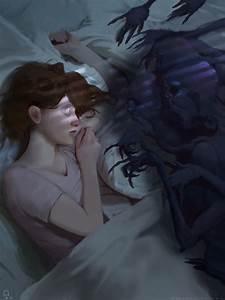 Sleep Paralysis - Image - Creepy
