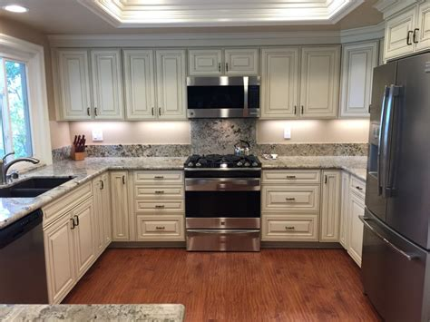 Orange Cabinet by Take A Peek Inside Cabinets With An Orange County Kitchen