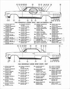1963 Pontiac Grand Prix Engine