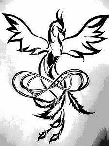Signification Plume Noire : le croquis fait par moi du tatouage que j 39 aimerais faire phoenix angel sky ~ Carolinahurricanesstore.com Idées de Décoration