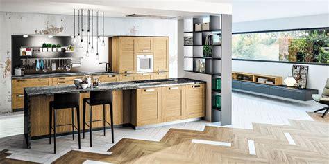 cuisine moderne bois clair cuisine chene clair contemporaine inspirations et cuisine