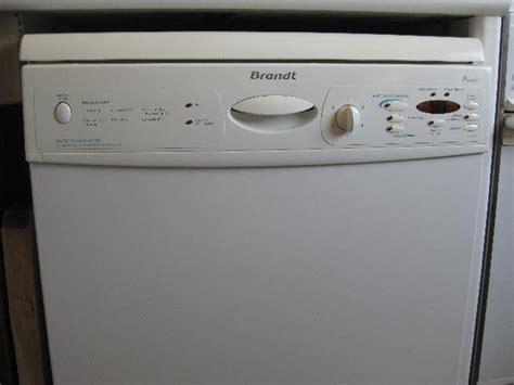 photo lave vaisselle brandt quot premia quot programmable