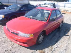 Ja3ay26a1wu022341  Bidding Ended On 1998 Red Mitsubishi