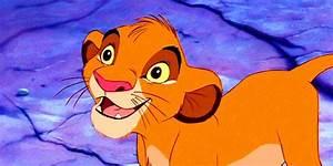 Lion King Young Simba
