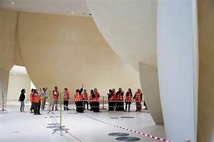 Sneak preview tour on the National Museum of Qatar | Qatar ...