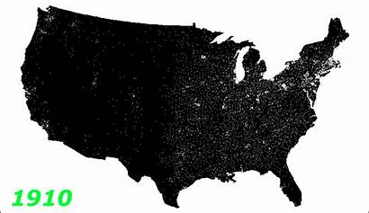 Gifs States United Map Point Animated Ba