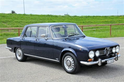 For Sale Alfa Romeo 1750 Berlina (1970) Offered For Aud