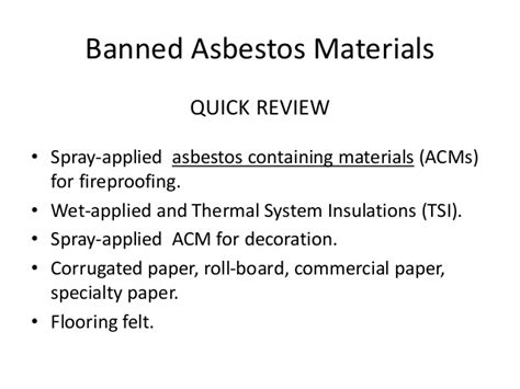 asbestos awareness training  bie nmnca