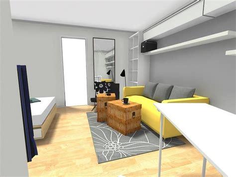 wohn und schlafzimmer kleine in einem ideen wohn und schlafzimmer in einem raum einrichten