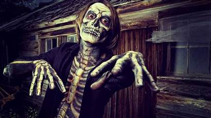 Halloween Scary Zombie Costume Wallpapers