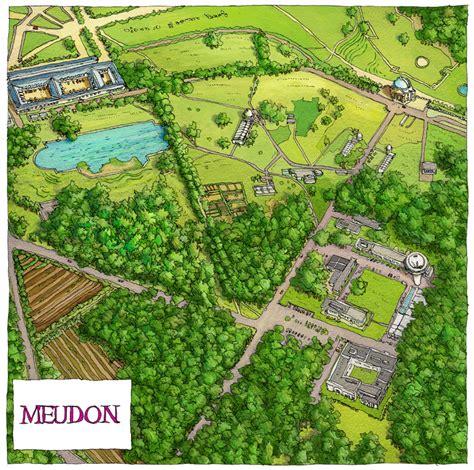 Jardin De L Observatoire Jolimont by Histoire Du Site De Meudon