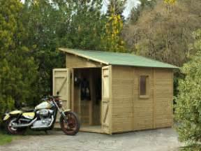 Abri Moto Bois : le garage pour v los et motos maison et abris en bois ~ Melissatoandfro.com Idées de Décoration