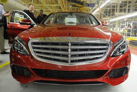 South africa is an important. New Mercedes-Benz C-Class is 'another step in the journey' for Alabama plant - al.com