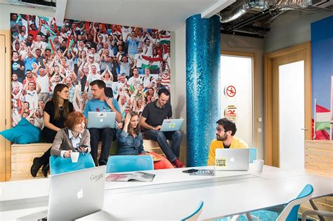 Inside Google's Amazing Budapest Office - Officelovin