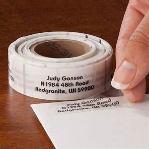 clear address labels roll clear address labels miles With cheap address labels on a roll