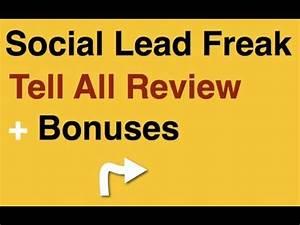 Social Lead Freak Review and Bonus - Honest review of ...