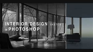 Interior Design Sketch Tutorial