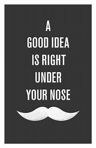 Thanks for grow... Movember Mustache Quotes