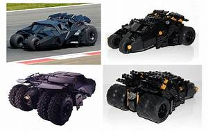LEGO Ideas Product Ideas The Dark Knight Trilogy Movie