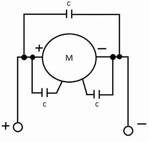 Why Connect Capacitors To Motor Body