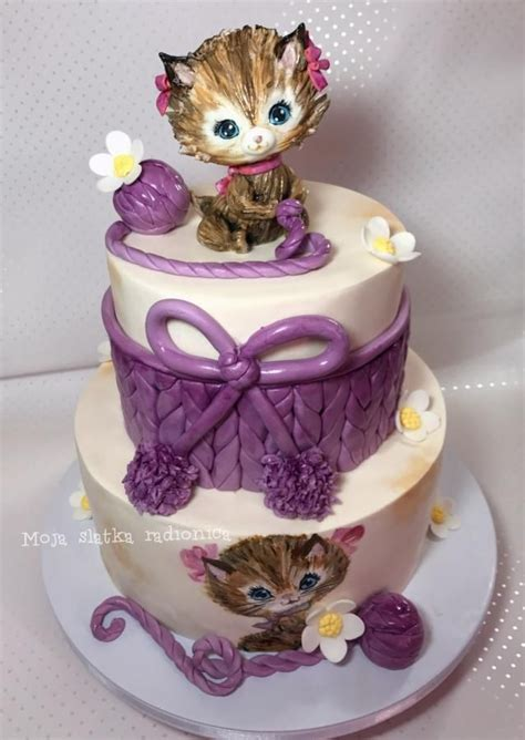 October 31, 2017 by shannon cutts 1 comment. 1014 best images about Cat Cakes on Pinterest