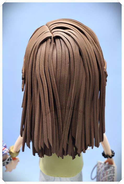 peinado para fofucha largo y liso www xeitosas peinados fofuchas xeitosas