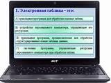 применение электронной таблицы excel в медицине