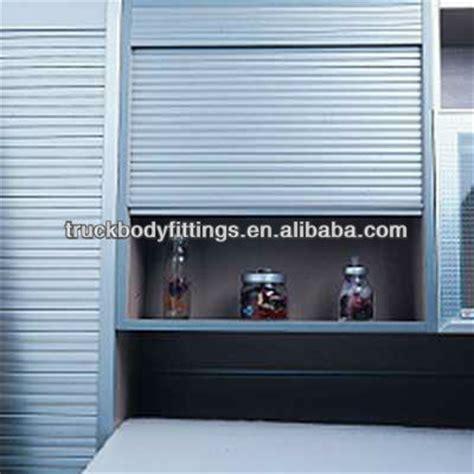 meuble cuisine volet roulant volet roulant pvc pour meuble de cuisine portes id de