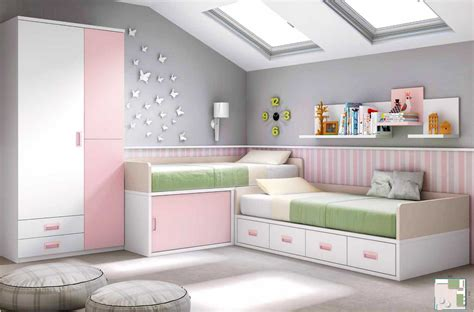 chambre fillette à personnaliser pour 2 fille glicerio