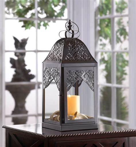 table lanterns in bulk wholesale large black filigree steeple candle lantern