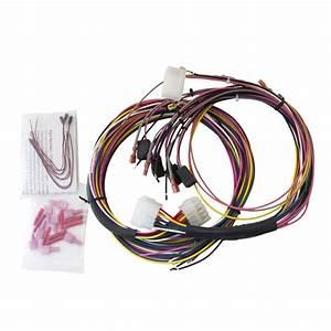 Universal Gauge Wire Harness  For Tach  Speedo  Elec  Gauges