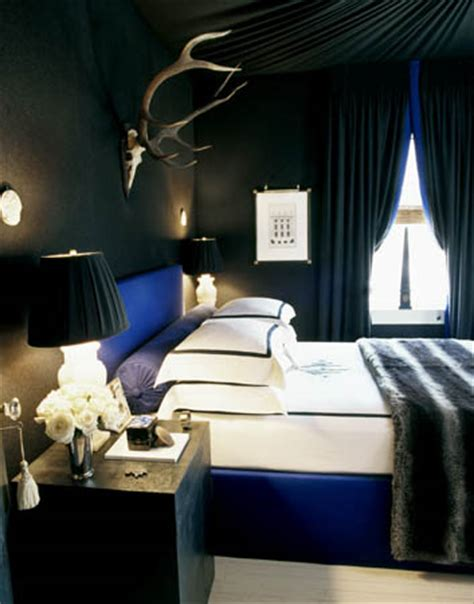 black and blue bedrooms black and blue in the bedroom buckboard hill interiors