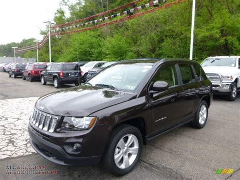 light brown jeep 2014 jeep compass latitude 4x4 in rugged brown metallic