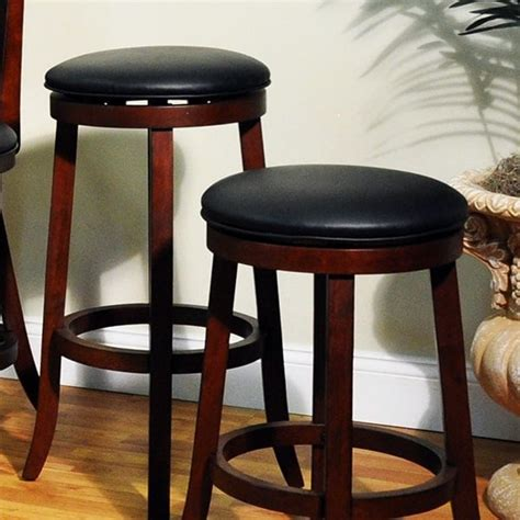 24 bar stools backless 24 quot backless counter stool 3835