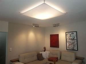 Indirekte Beleuchtung Wohnzimmer : lampensegel fr indirekte wohnzimmerbeleuchtung beleuchtung wohnen pinterest ~ Watch28wear.com Haus und Dekorationen