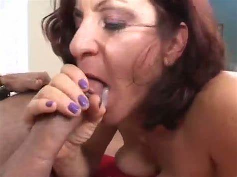 Tough Granny Eating  Swallow Blow