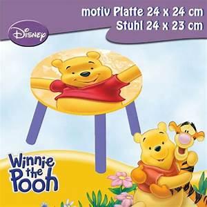 Winnie Pooh Tisch : disney winnie the pooh kinderhocker mit 4 beinen tisch stuhlsitze ~ Pilothousefishingboats.com Haus und Dekorationen