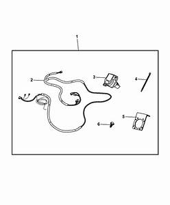 2012 Jeep Wrangler Wiring Kit - Trailer Tow
