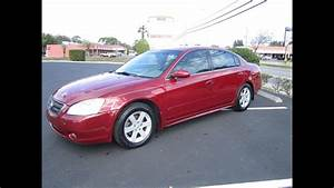 Sold 2003 Nissan Altima 2 5 Sl Meticulous Motors Inc
