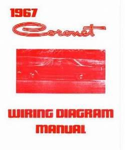 1967 Dodge Coronet Wiring Diagrams