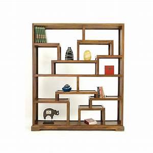 Etagere Industrielle Maison Du Monde : bibliotheque asymetrique ~ Melissatoandfro.com Idées de Décoration