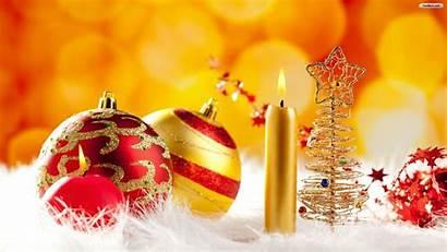 Christmas Desktop Wallpapers Gold Ornaments Holiday Wallpapersafari