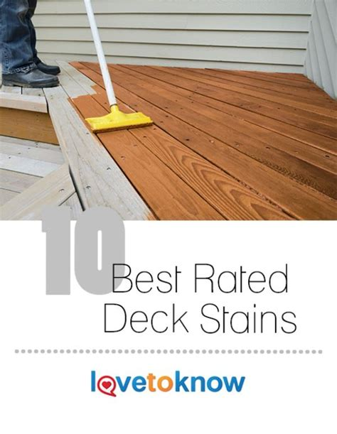 Top Rated Deck Stains And Sealers 25 best ideas about best deck stain on pinterest