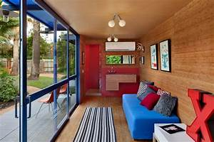 Shipping container homes poteet architects container for Shipping container house interior