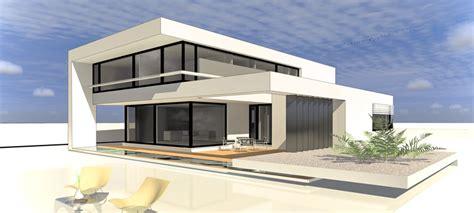 Moderne Häuser Ohne Flachdach by 5 Ideen F 252 R Moderne H 228 User Mit Flachdach 187 Avantecture