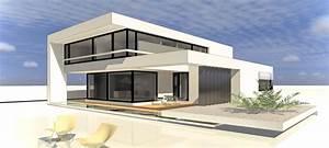Dünne Fliesen Bauhaus : 5 ideen f r moderne h user mit flachdach avantecture ~ Watch28wear.com Haus und Dekorationen