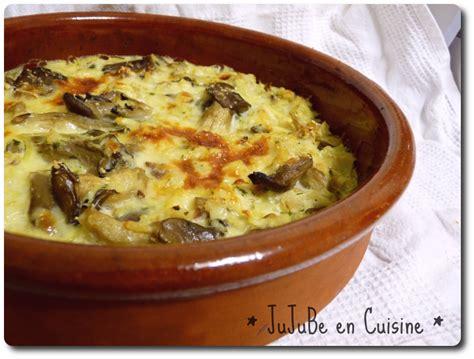 cuisson des pleurotes recette de cuisine gratin de cabillaud aux pleurottes jujube en cuisine
