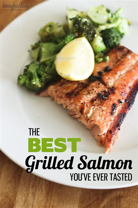 grilled salmon recipes grilled salmon on pinterest smoked ribs smoked brisket and lobster