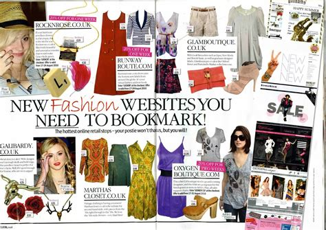 stylish page fashion magazine page www pixshark com images